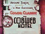 The Cobweb Hotel Picture To Cartoon