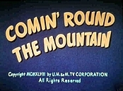 Comin' Round The Mountain Picture Of Cartoon