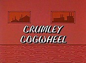 Crumley Cogwheel Cartoon Picture