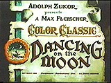 Dancing On The Moon Picture To Cartoon