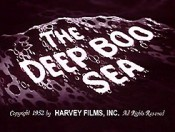 The Deep Boo Sea Cartoon Picture