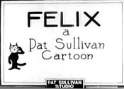 Felix Makes Good Picture Of Cartoon