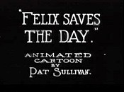 Felix Saves The Day Cartoon Picture