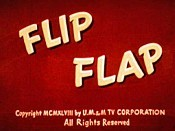 Flip Flap Cartoon Character Picture
