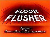Floor Flusher Cartoon Picture