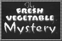 The Fresh Vegetable Mystery Picture To Cartoon