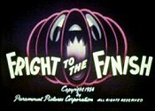 Fright To The Finish Pictures Of Cartoons