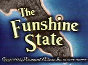 The Funshine State Cartoon Picture