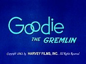 Goodie The Gremlin Cartoon Picture