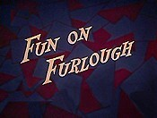 Fun On Furlough Cartoon Funny Pictures