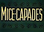 Mice-Capades Cartoon Picture
