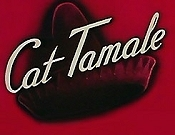 Cat Tamale Cartoon Picture
