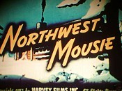 Northwest Mousie Cartoon Picture