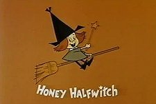 Honey Halfwitch Theatrical Cartoon Series Logo