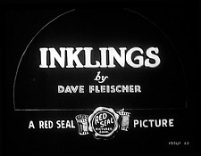 Inklings Theatrical Cartoon Series Logo