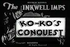 The Inkwell Imps Theatrical Cartoon Series Logo