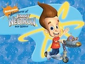 Party At Neutrons Cartoon Character Picture