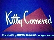 Kitty Cornered Unknown Tag: 'pic_title'