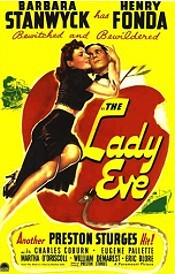 The Lady Eve Cartoon Character Picture