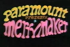 Merry Makers Theatrical Cartoon Series Logo
