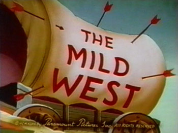 The Mild West Pictures In Cartoon