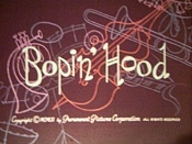 Bopin' Hood The Cartoon Pictures