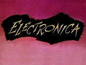 Electronica Cartoon Picture