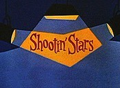 Shootin' Stars Cartoon Character Picture