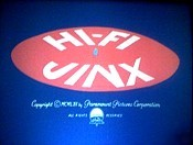 Hi-Fi Jinx Pictures To Cartoon