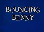 Bouncing Benny Picture To Cartoon