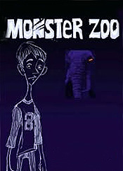 Monster Zoo Cartoon Funny Pictures