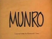 Munro The Cartoon Pictures