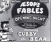 Cubby's World Flight Cartoon Pictures