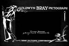 Goldwyn-Bray Pictographs Theatrical Cartoon Series Logo