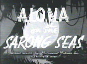 Alona On The Sarong Seas Picture To Cartoon