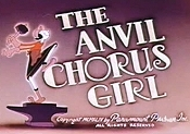 The Anvil Chorus Girl Picture Of Cartoon