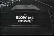 Blow Me Down! Pictures To Cartoon