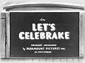 Let's Celebrake Pictures Cartoons