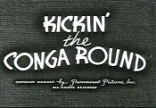 Kickin' The Conga Round Cartoon Picture