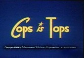 Cops Is Tops Cartoon Character Picture