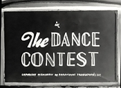 The Dance Contest Cartoon Picture