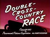 Double-Cross-Country Race Pictures Cartoons