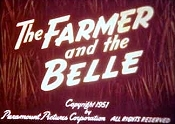 Farmer And The Belle Free Cartoon Picture