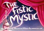 The Fistic Mystic Picture Of The Cartoon
