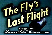 The Fly's Last Flight Pictures Cartoons
