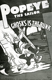 Ghosks Is The Bunk Cartoon Picture