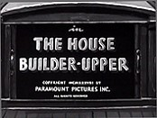 The House Builder-Upper Picture Into Cartoon