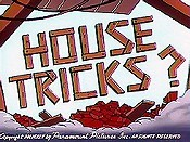 House Tricks? Picture Of Cartoon