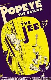 The Jeep Cartoon Picture