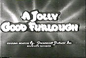 A Jolly Good Furlough Video